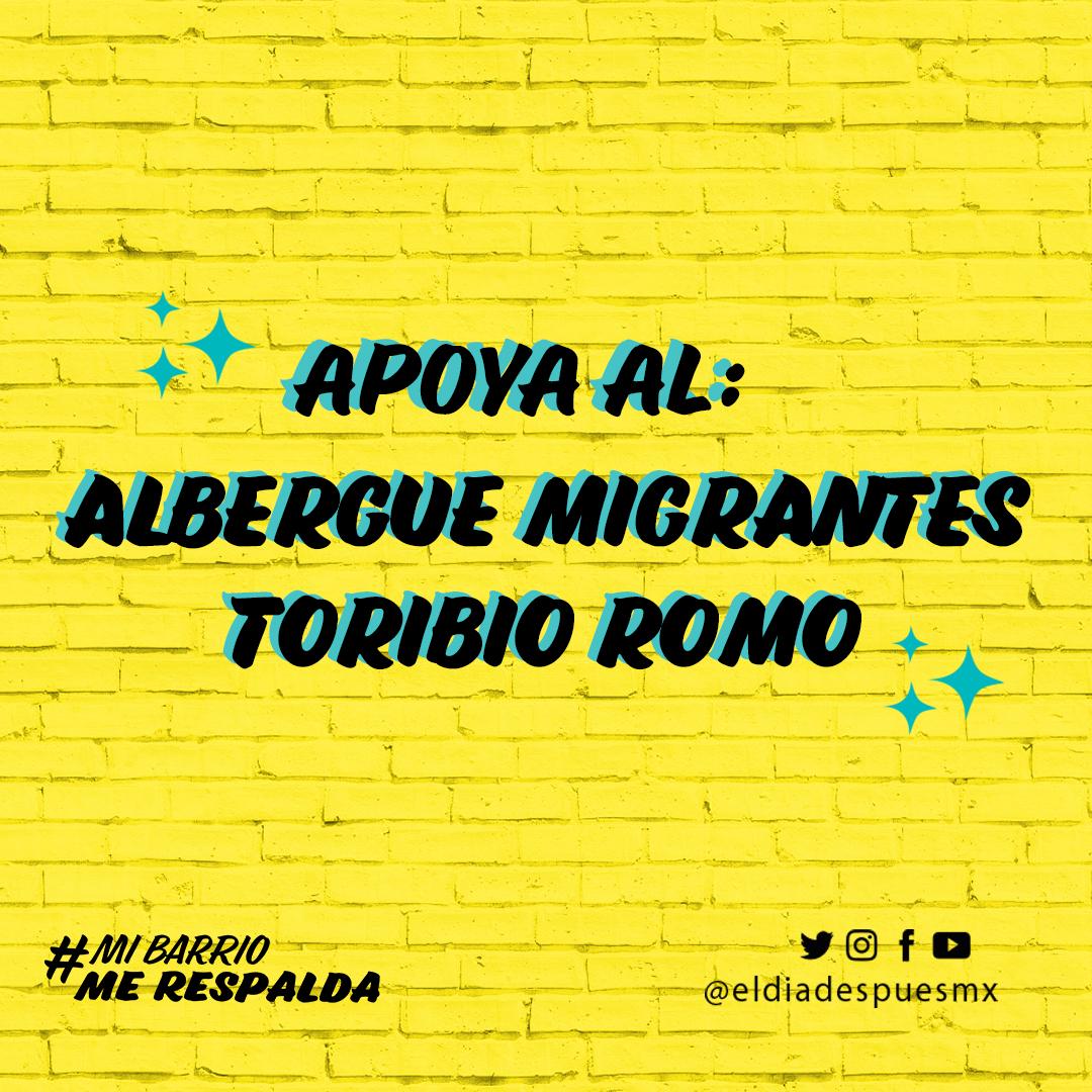 Albergue Toribio Romo_postal 1