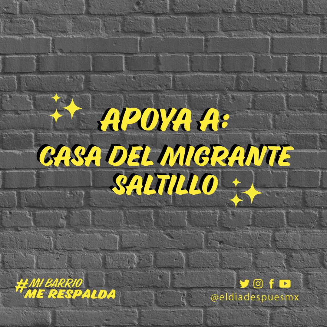 Casa del migrante_postal 1