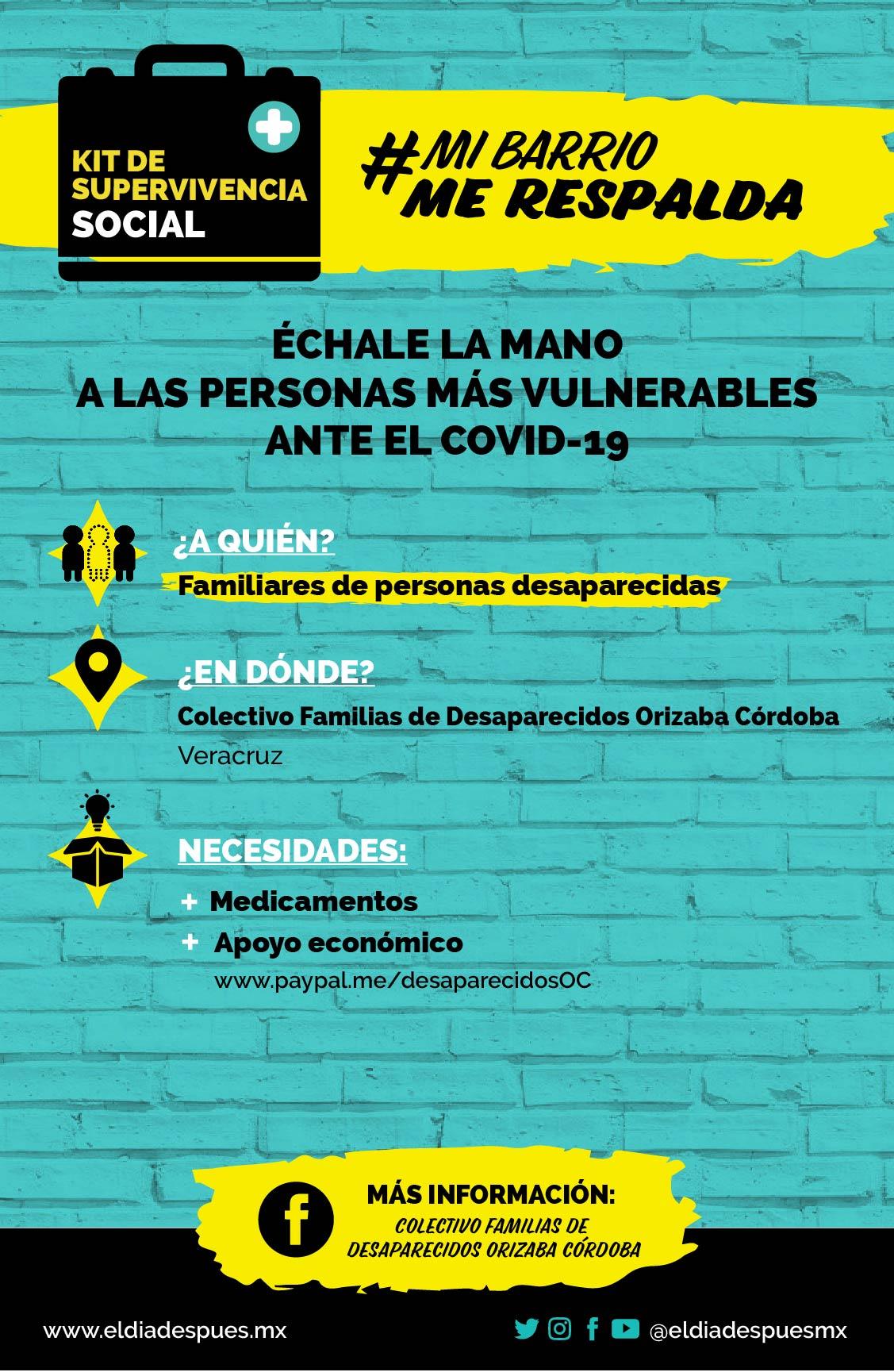 4. Familias de Desaparecidos Orizaba Córdoba